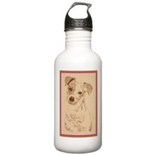 Jack Russell Terrier Smooth Water Bottle