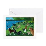 Cool Georg Greeting Cards (Pk of 20)