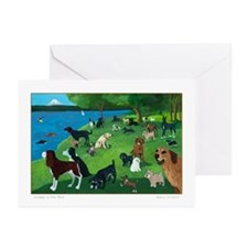 Dogs Greeting Cards (Pk of 20)