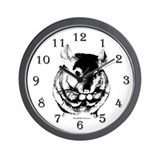Chin 2 Wall Clock