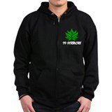 Unique Funny videos Zip Hoodie
