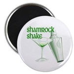 Shamrock Shake Magnet