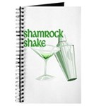 Shamrock Shake Journal