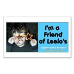 Leelo's Store Rectangle Sticker