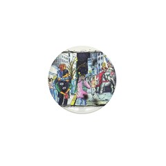 Parade of the Elephants Mini Button (100 pack)