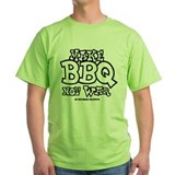 Make BBQ Not War T-Shirt