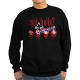 National Balls (USA) Sweatshirt