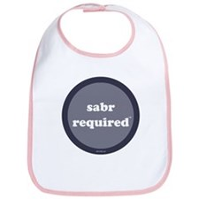 Sabr Required Bib (dark blue)