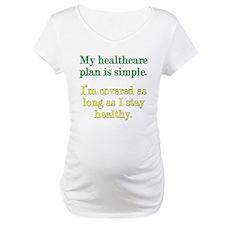 Poor Healthcare Plan Shirt