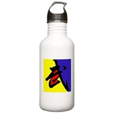 Kung Fu Color Water Bottle