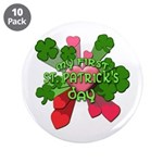 My First St. Patrick's Day Cute 3.5