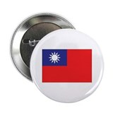"Taiwan Flag 2.25"" Button (100 pack)"