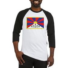 Tibet Flag Baseball Jersey