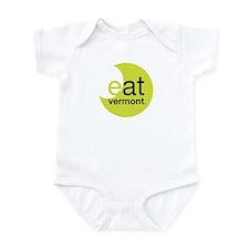 Unique Localvore Infant Bodysuit