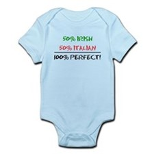 Half Irish Half Italian Infant Bodysuit