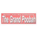 Grand Poobah Lodge Bumper Sticker