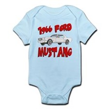 1966 Ford Mustang Infant Bodysuit