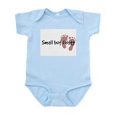 Small but Feisty Infant Bodysuit
