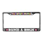 Dance A Holic License Frame