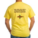 Red Drum Fisherman's Prayer T
