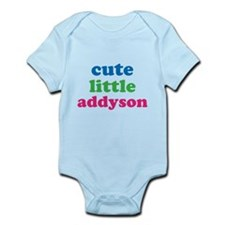 Addyson Baby Infant Bodysuit