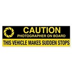WA Photographer's Bumper Sticker
