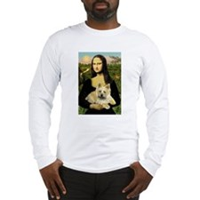 Mona & Cairn (#12) Long Sleeve T-Shirt