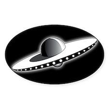 Classic UFO Decal