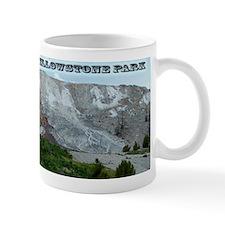 Jupiter Terrace, Yellowstone Park Mug