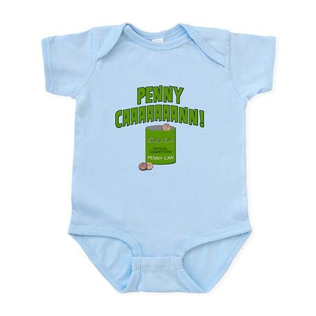 Penny Can Infant Bodysuit