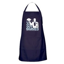 You Got Served Apron (dark)