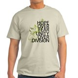 Obama Vine Half - Over Division  T-Shirt