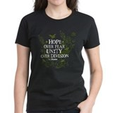 Obama Vine - Hope over Division Tee