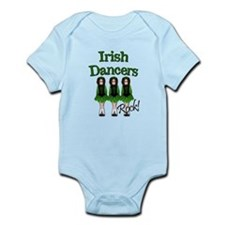 Irish Dancer's Rock Infant Bodysuit