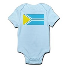 Tuva Flag Infant Bodysuit