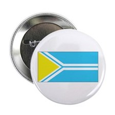 "Tuva Flag 2.25"" Button (10 pack)"