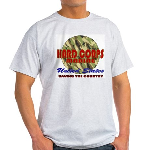 Hard Corps Marine Ash Grey T-Shirt