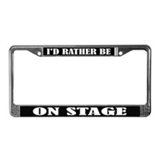 Acting on Stage License Frame