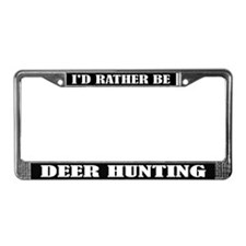 Deer Hunter License Frame