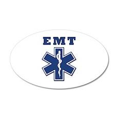 EMT 22x14 Oval Wall Peel