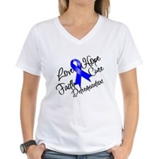 Love Hope Colon Cancer Shirt