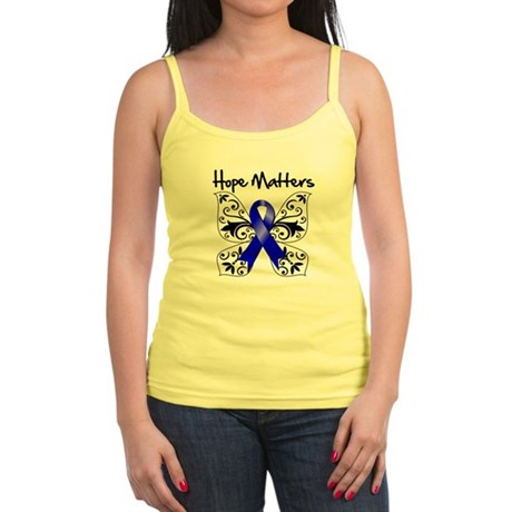 Hope Matters Colon Cancer Jr. Spaghetti Tank