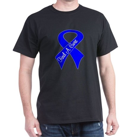 Find a Cure Colon Cancer Dark T-Shirt