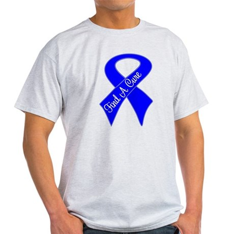 Find a Cure Colon Cancer Light T-Shirt