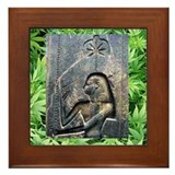 Changing Planet Seshat Framed Tile