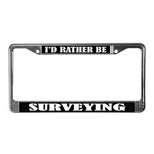 Surveying License Frame