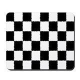 Checkered Flag Mousepad