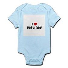 I * Destiney Infant Creeper