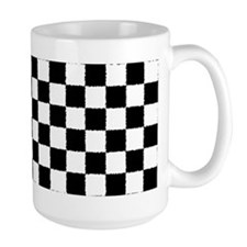 Checkered Flag Mug