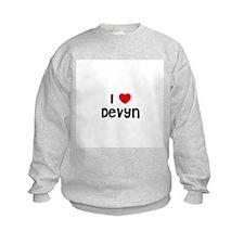 I * Devyn Sweatshirt